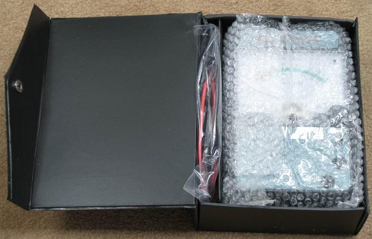photo of case opened